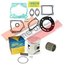 Honda CR125 CR 125 1995 Mitaka Top End Rebuild Kit Inc Piston & Gaskets